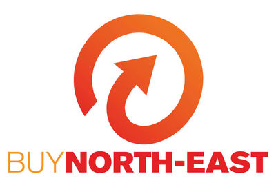 Buy North East logo
